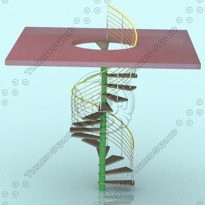 spiral staircase_1 -vertices12460 - polygons12228.jpg